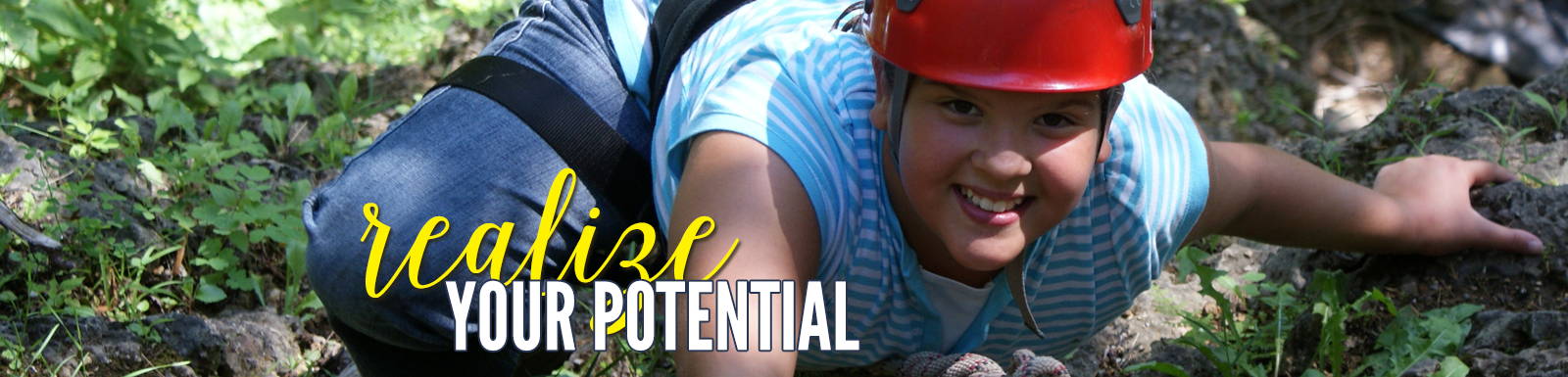 Realize your potential at Camp Kupugani